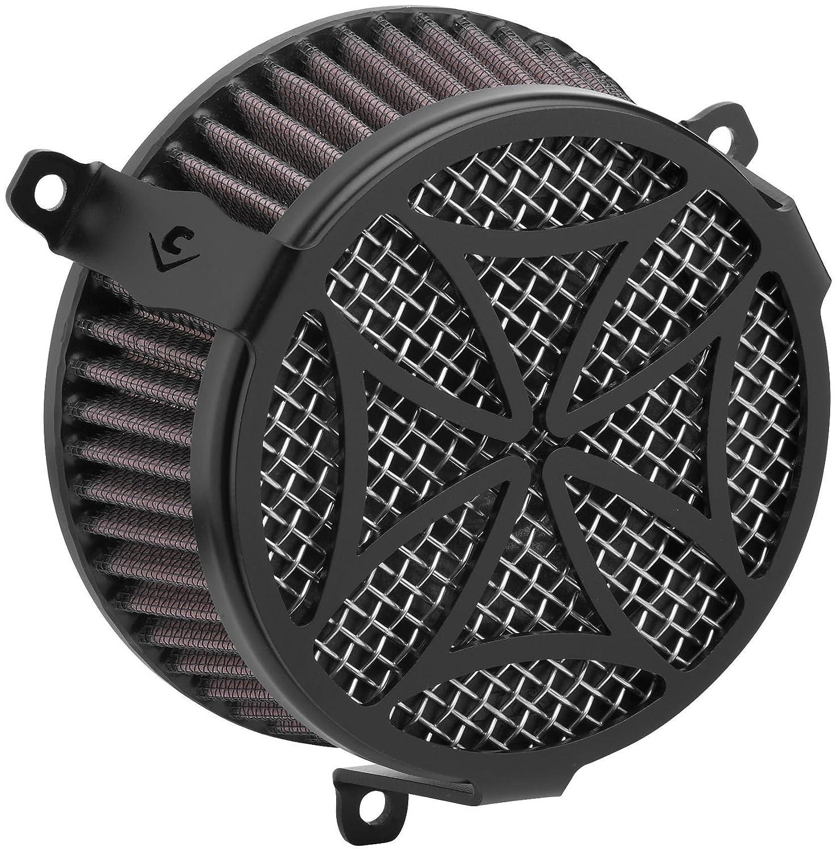 Cobra PowrFlo Air Cleaner Kit Black Cross 06-0133-02B