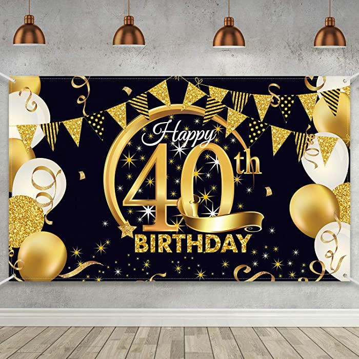 Top 9 40Th Birthday Decor For Men