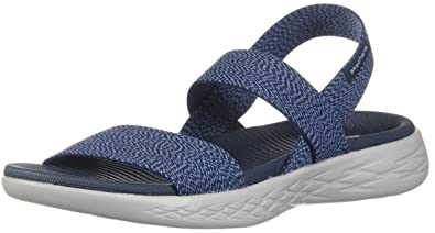 33b94c91ad1 Skechers Women s Fashion Sandals  Buy Online at Low Prices in India ...