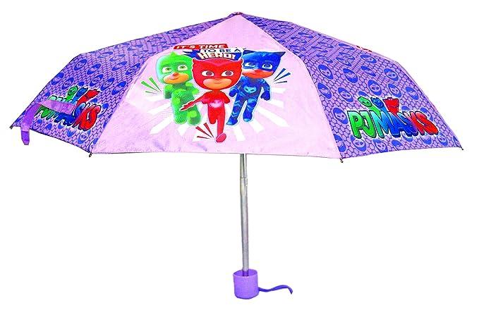 Umbrella,Disney Pj Masks Extendable Umbrella,,Kids Umbrella,Officially Licensed