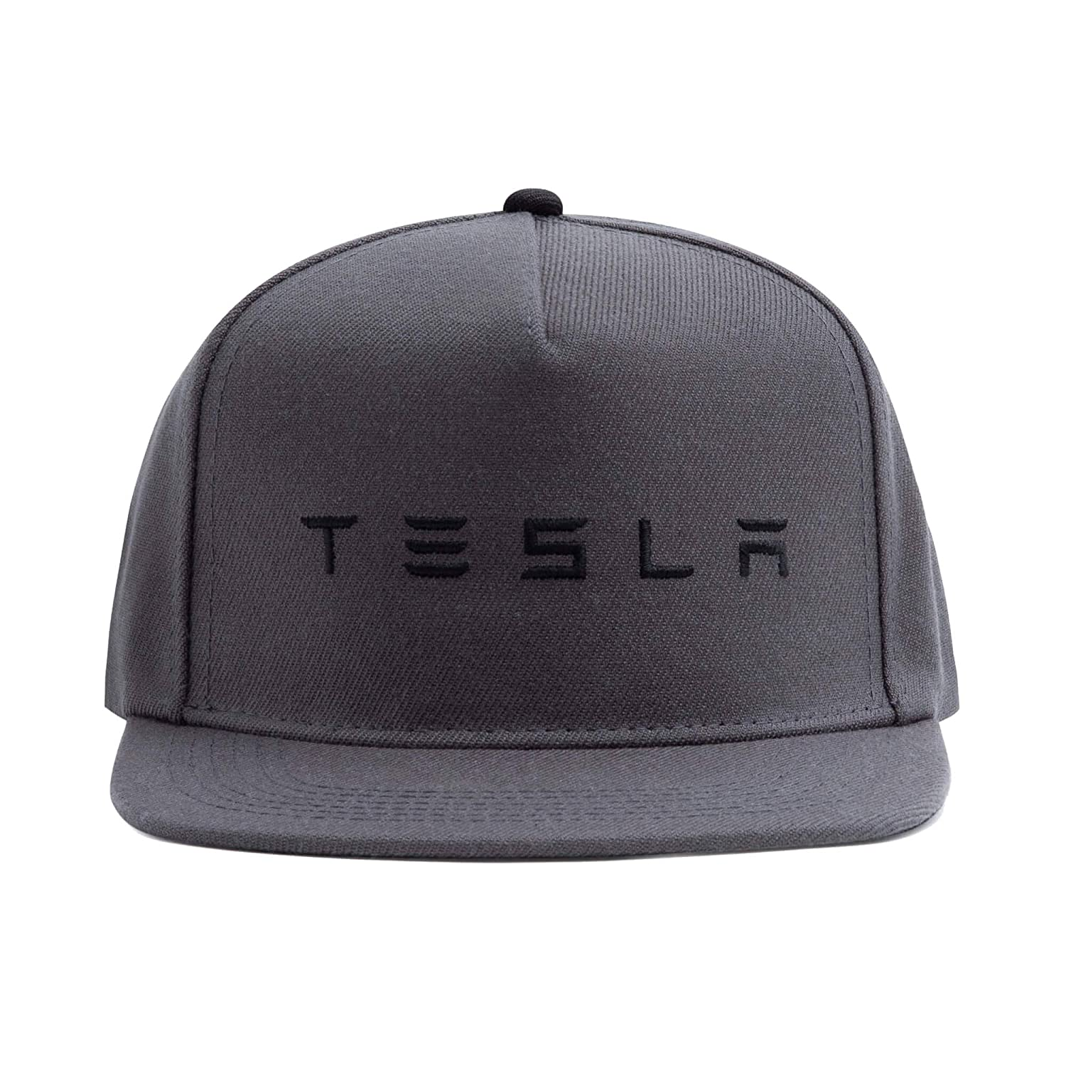 Tesla Snapback Hat (Black) at Amazon Men s Clothing store  4f945d0fee51