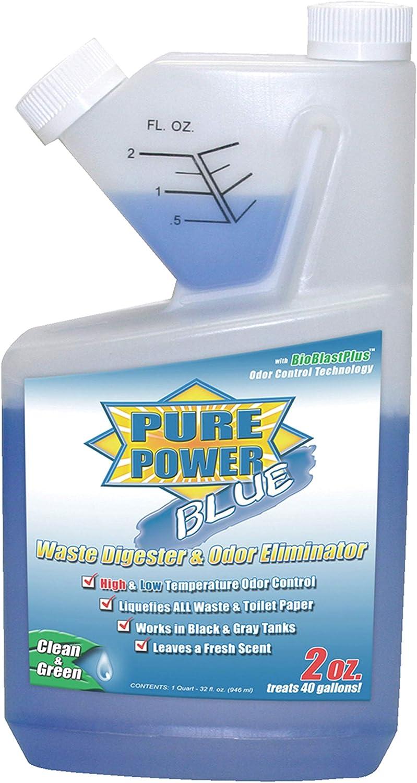 Valterra Blue Pure Power Self-Measuring Bottle