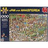 Jan Van Haasteren The Playground 1000 Piece Jigsaw Puzzle