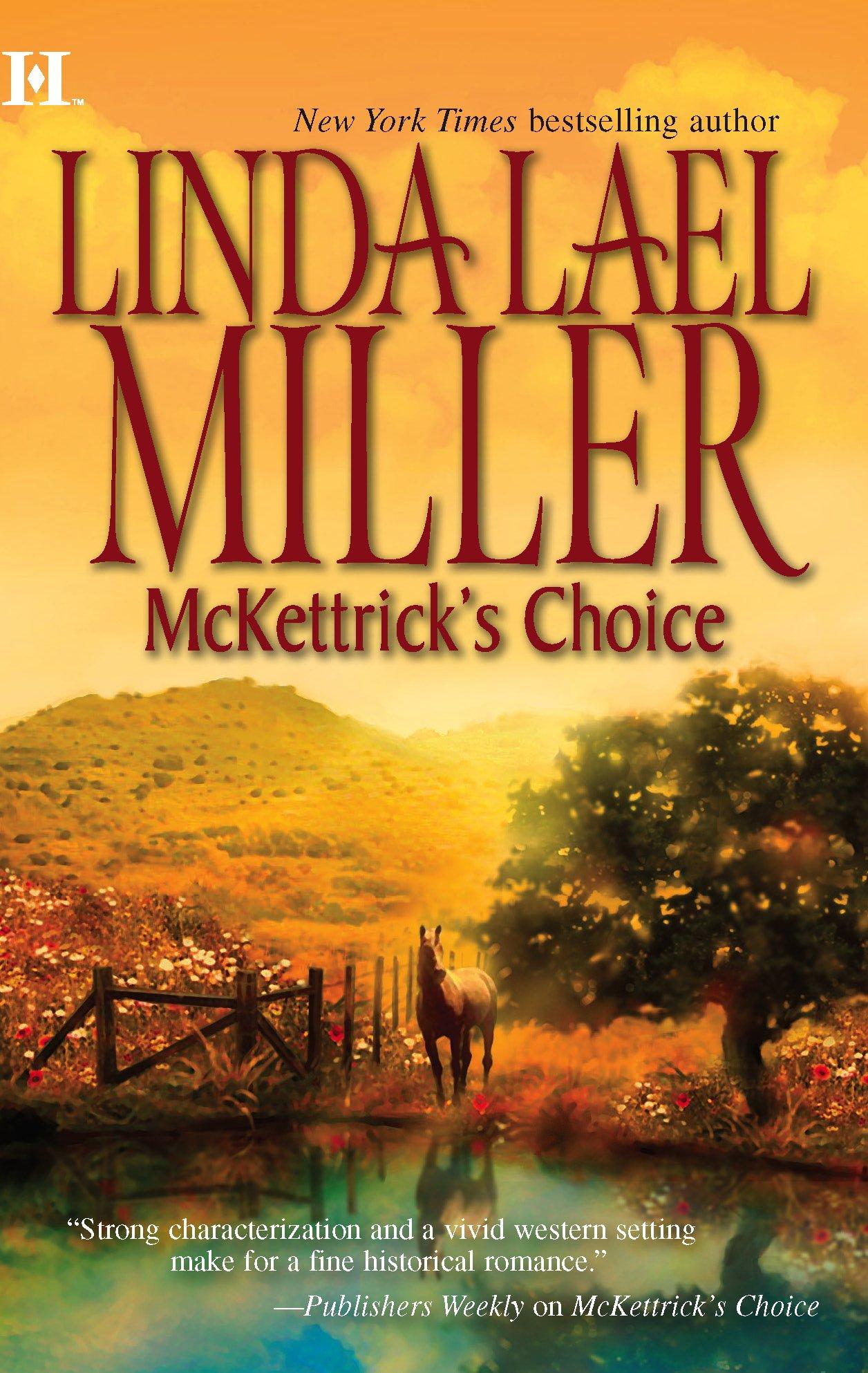 Read Online McKettrick's Choice (McKettrick Men Series #3) ebook