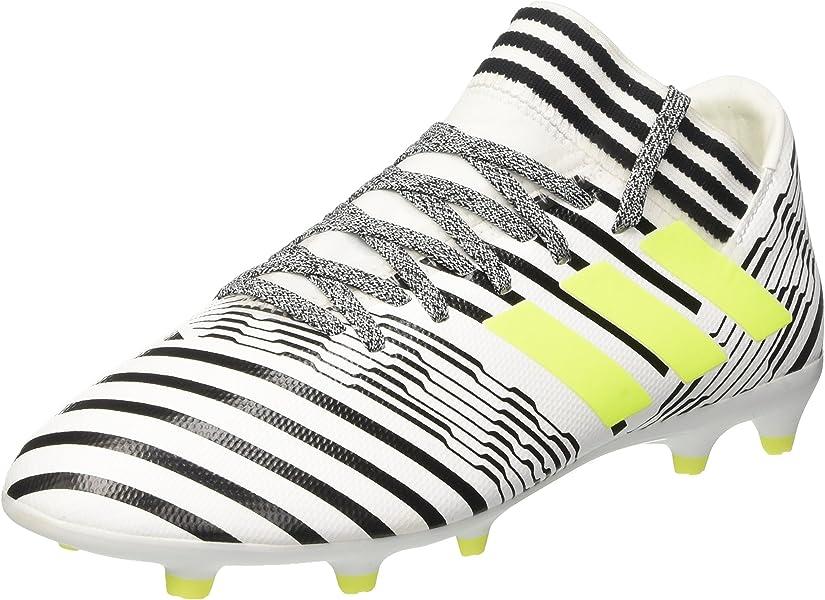 wysoka moda Nowa kolekcja Najnowsza Amazon.com: adidas Nemeziz 17.3 FG Kids Soccer Boot White ...