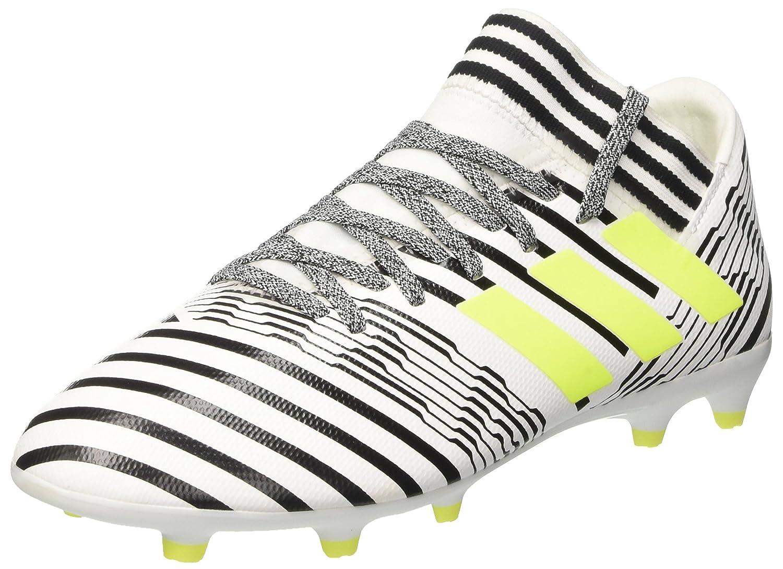 Adidas Jungen Nemeziz 17.3 Fg J Fußballschuhe, weiß