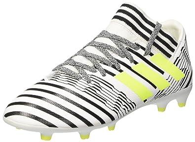 50f79a79196 adidas Unisex Kids  Nemeziz 73 Fg J Footbal Shoes  Amazon.co.uk ...