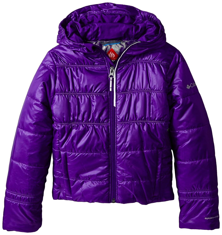 Columbia Sportswear Mädchen Shimmer Me II Jacke (Little Big Kids)
