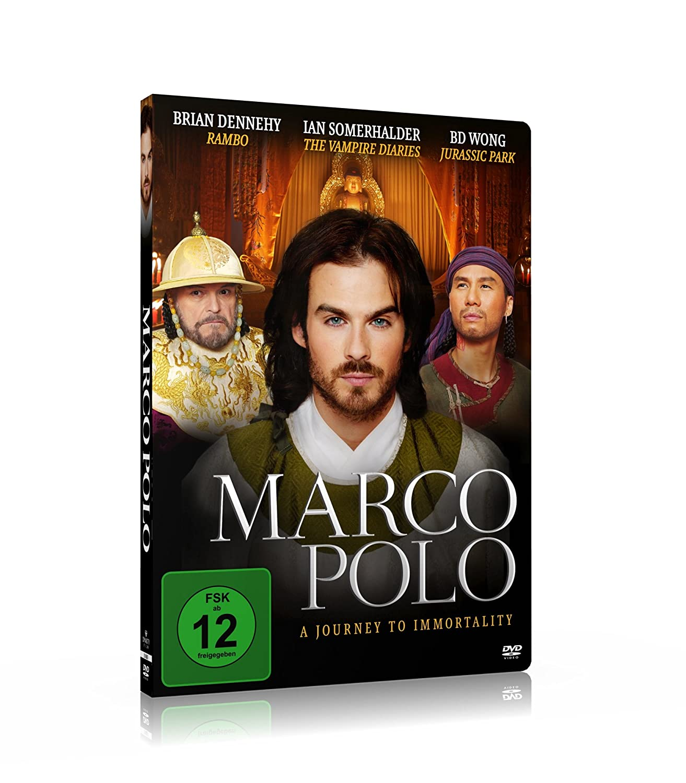 Marco Polo [Alemania] [DVD]: Amazon.es: Ian Somerhalder, Brian ...