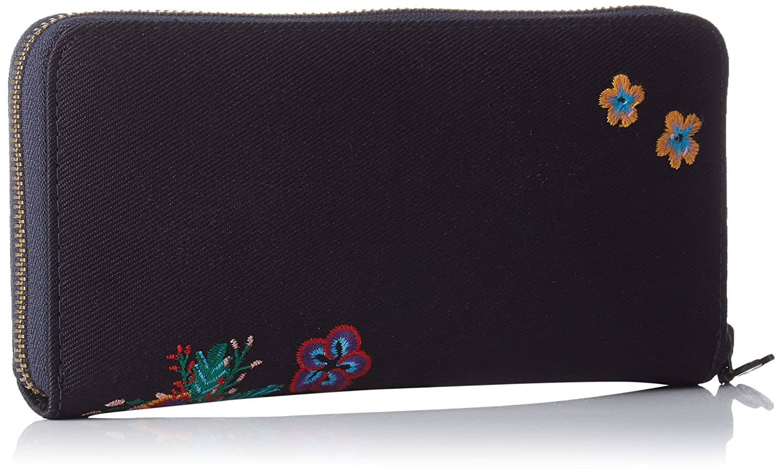 c1fc99f2a9fd1 styleBREAKER monedero con motivo de flores étnicas y floración ...