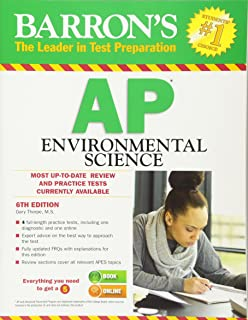 Amazon friedlandrelyea environmental science for ap barrons ap environmental science 6th edition fandeluxe Images