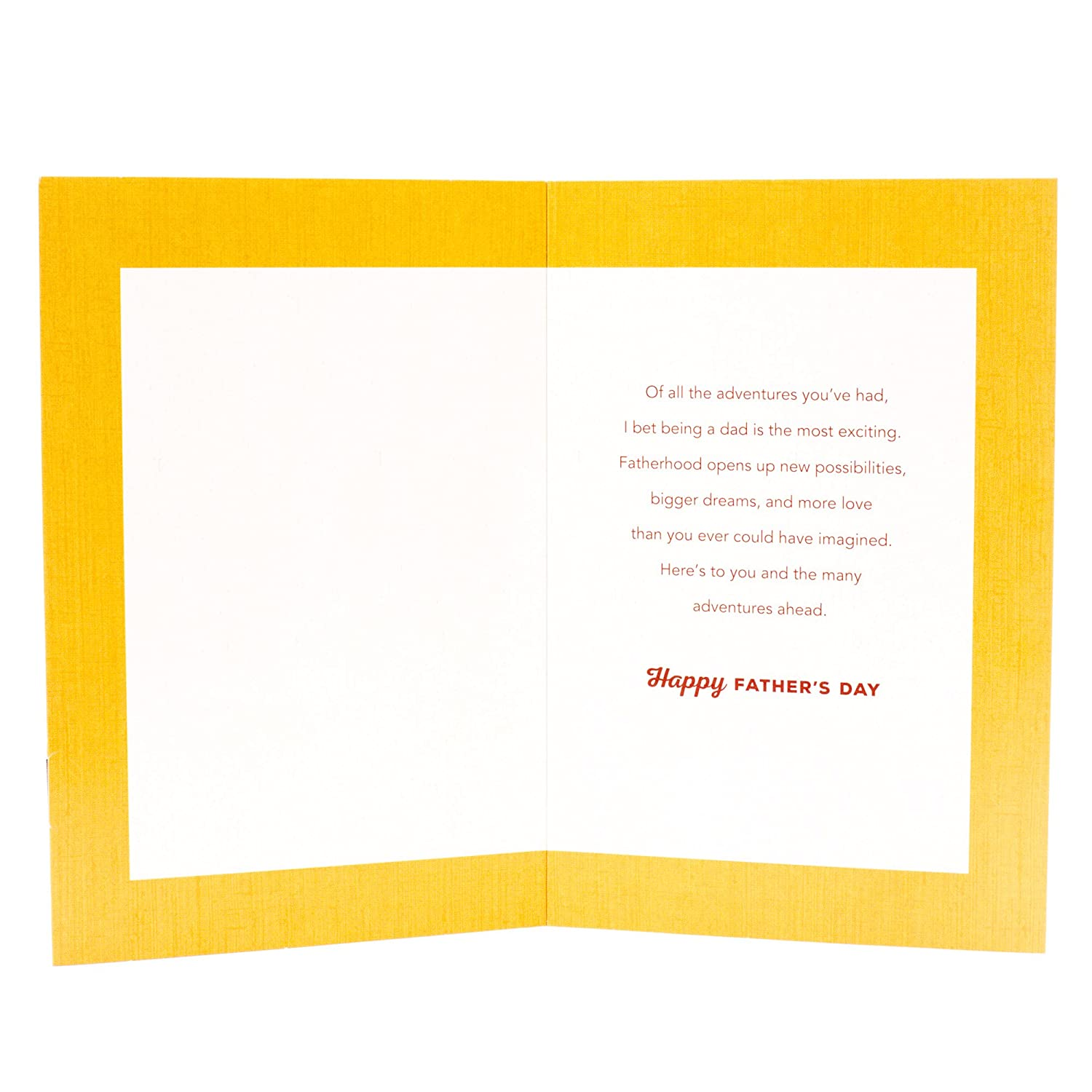 Amazon Hallmark Father s Day Greeting Card for New Dad Many