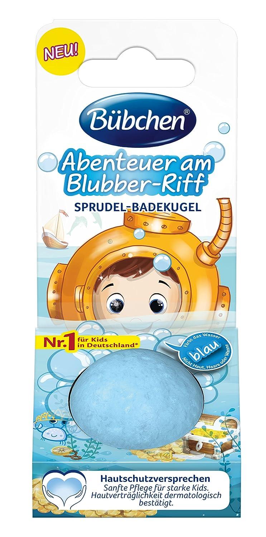 Bübchen Kids Abenteuer am Blubber-Riff, 1er Pack (1 x 1 Stück) 1er Pack (1 x 1 Stück) 12347123