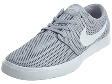 86b945e0d8b8 Image Unavailable. Image not available for. Color  Nike Mens SB Portmore II  Ultralight Wolf ...