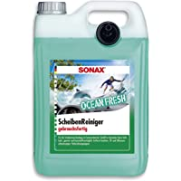 SONAX Ruitenreiniger gebruiksklaar Ocean-Fresh (5 liter) gebruiksklare reiniger voor de ruitensproeiers en…