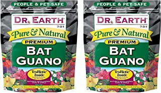 product image for Dr. Earth Pure & Natural Bat Guano 1.5 lb (Тwo Рack)