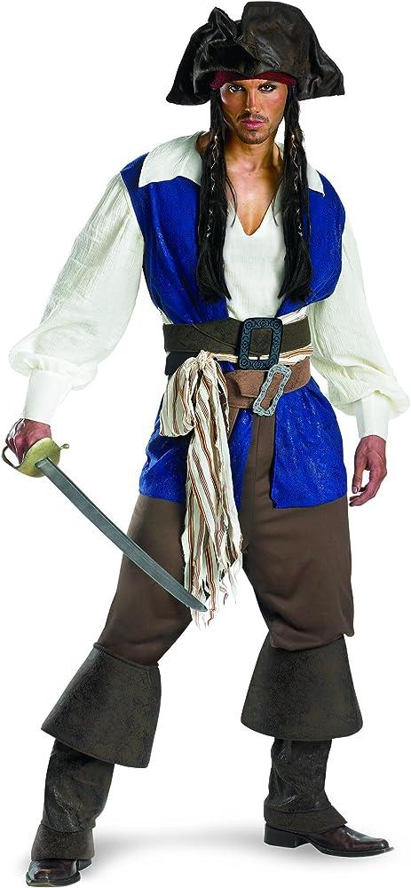 Unknown adolescente para disfraz de Jack Sparrow: Amazon.es: Ropa ...