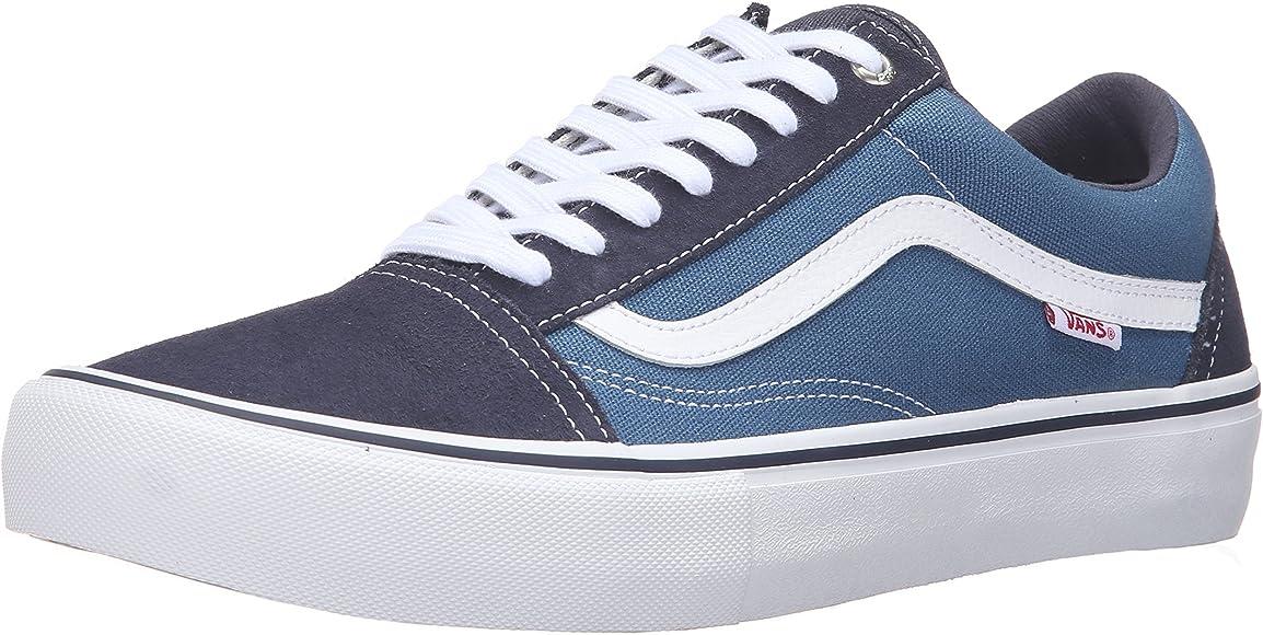 Vans Old Skool Pro Navy/Stv Navy/White
