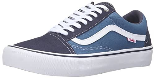 9ea288686 Vans Old Skool Pro(V00ZD40NS) - Navy stv Navy white - 6  Amazon.es  Zapatos  y complementos