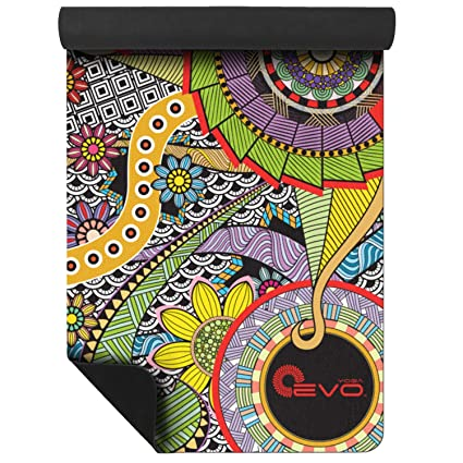 Yoga EVO Yoga Mats and Yoga Towels Collection