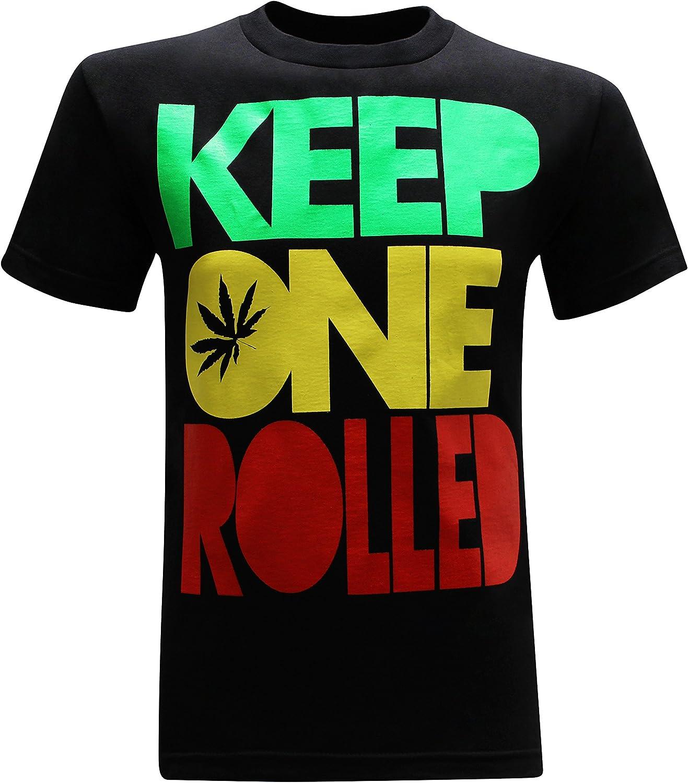 Marijuana LEAF Republic Mens Fun Novelty Socks One Size Funny Pot Weed 420 Red