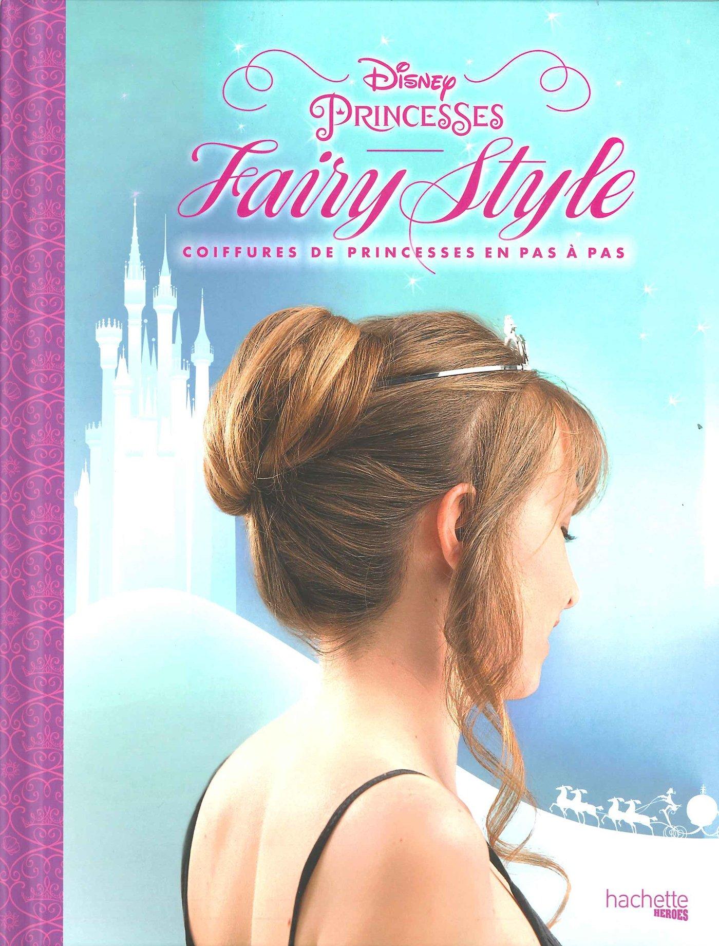 Coiffure Chignon Princesse Disney