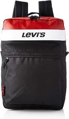 LEVIS FOOTWEAR AND ACCESSORIES - The Levi's® L Pack Standard Issue Colorblock, Hombre, Negro (Noir), 13x26x41 cm (W x H L)