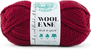 Lion 640-138 Wool-Ease Thick & Quick Yarn