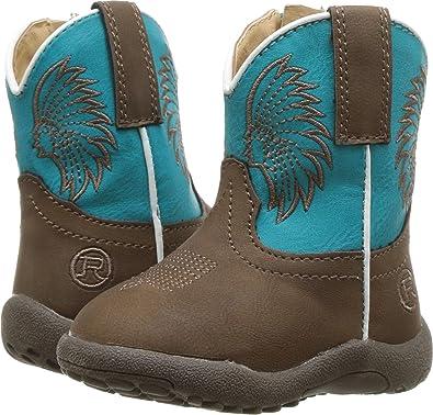 Amazon.com  Roper Kids Womens Big Chief (Infant Toddler)  Shoes bb080771e4