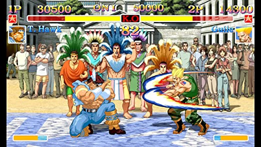 Ultra Street Fighter II: The Final Challengers - Standard Edition [Switch][Importación Japonesa]: Amazon.es: Videojuegos