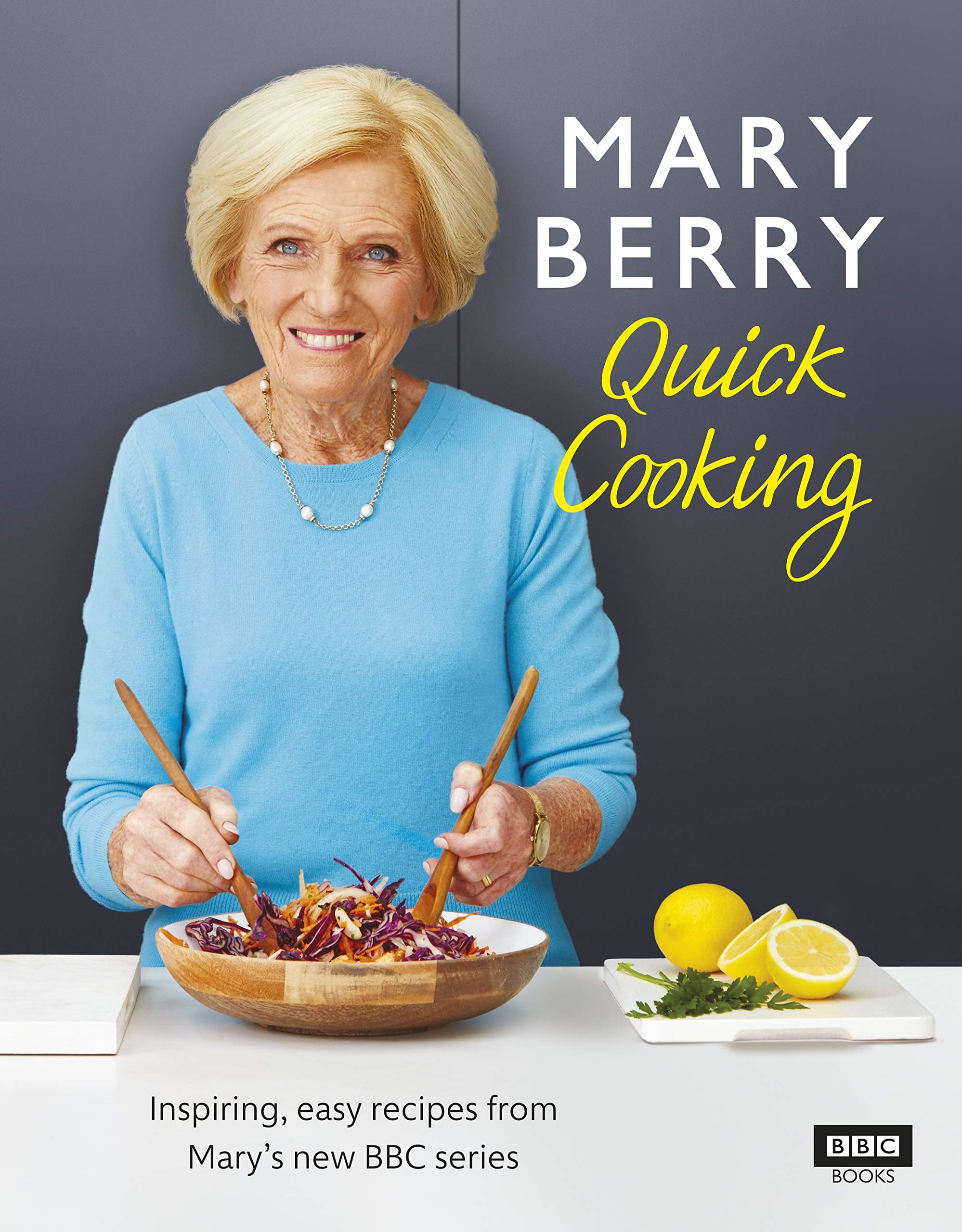 Mary Berry Quick Cooking Berry Mary 9781785943898 Amazon Com Books