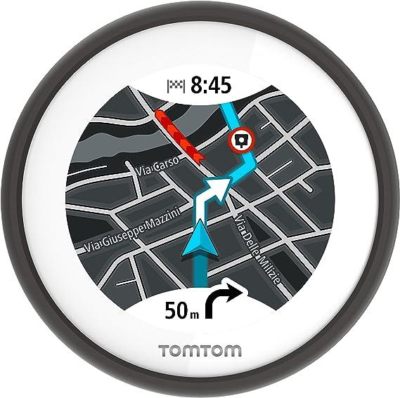 TomTom VIO - Navegador GPS para Scooter con mapas de Europa, Color Negro: Amazon.es: Electrónica