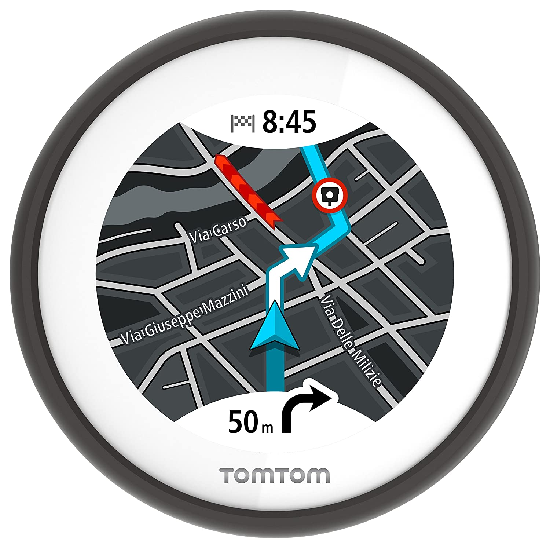 TomTom Vio Navigatore satellitare per Scooter 1SP0.001.00