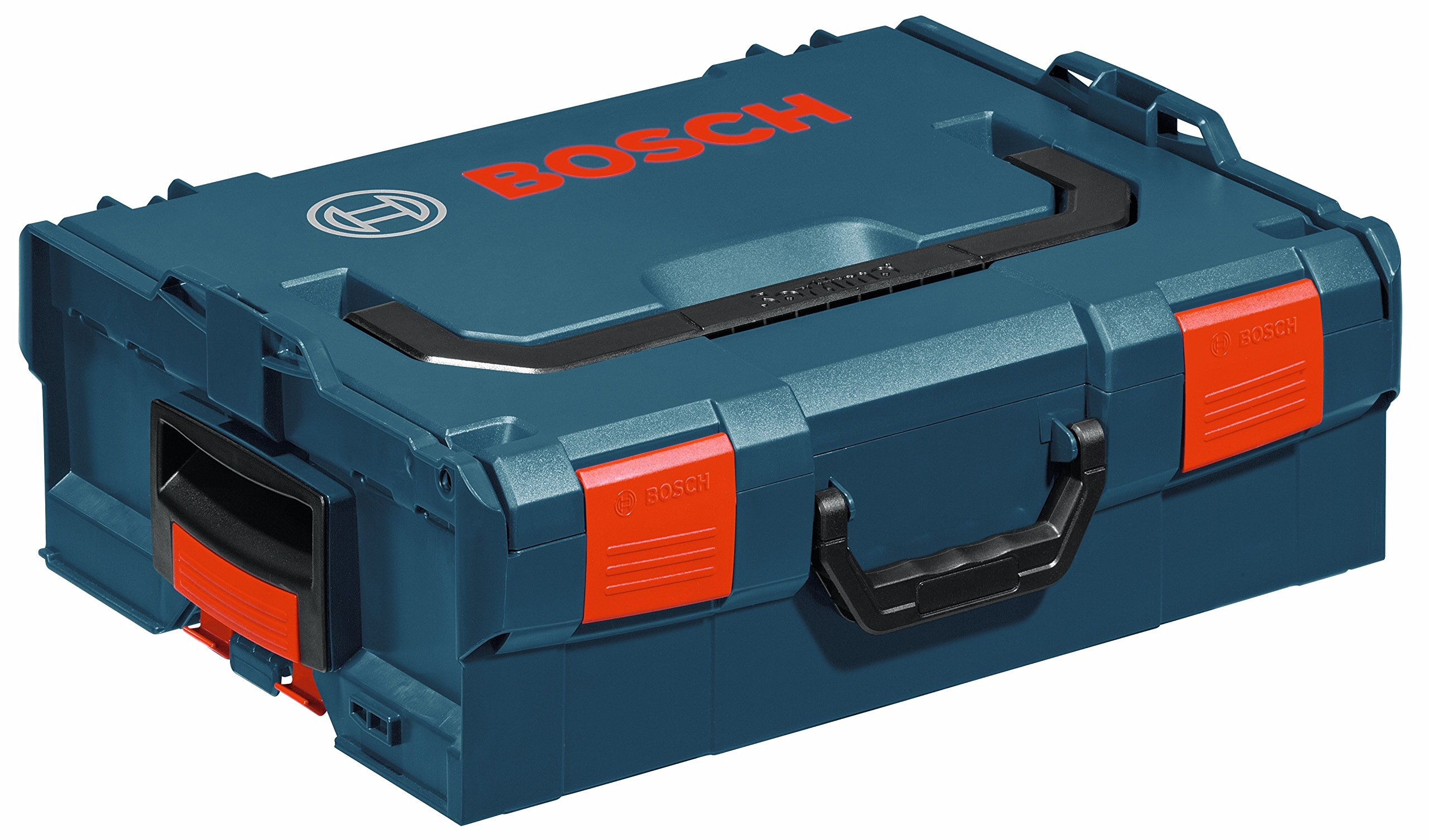 Bosch L-BOXX-2 6 In. x 14 In. x 17.5 In. Stackable Tool Storage Case by Bosch