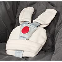 ByBUM® - Protectores para arnés o cinturón de seguridad - Aptos para portabebés, cochecitos, sillas de seguridad (p. ej…
