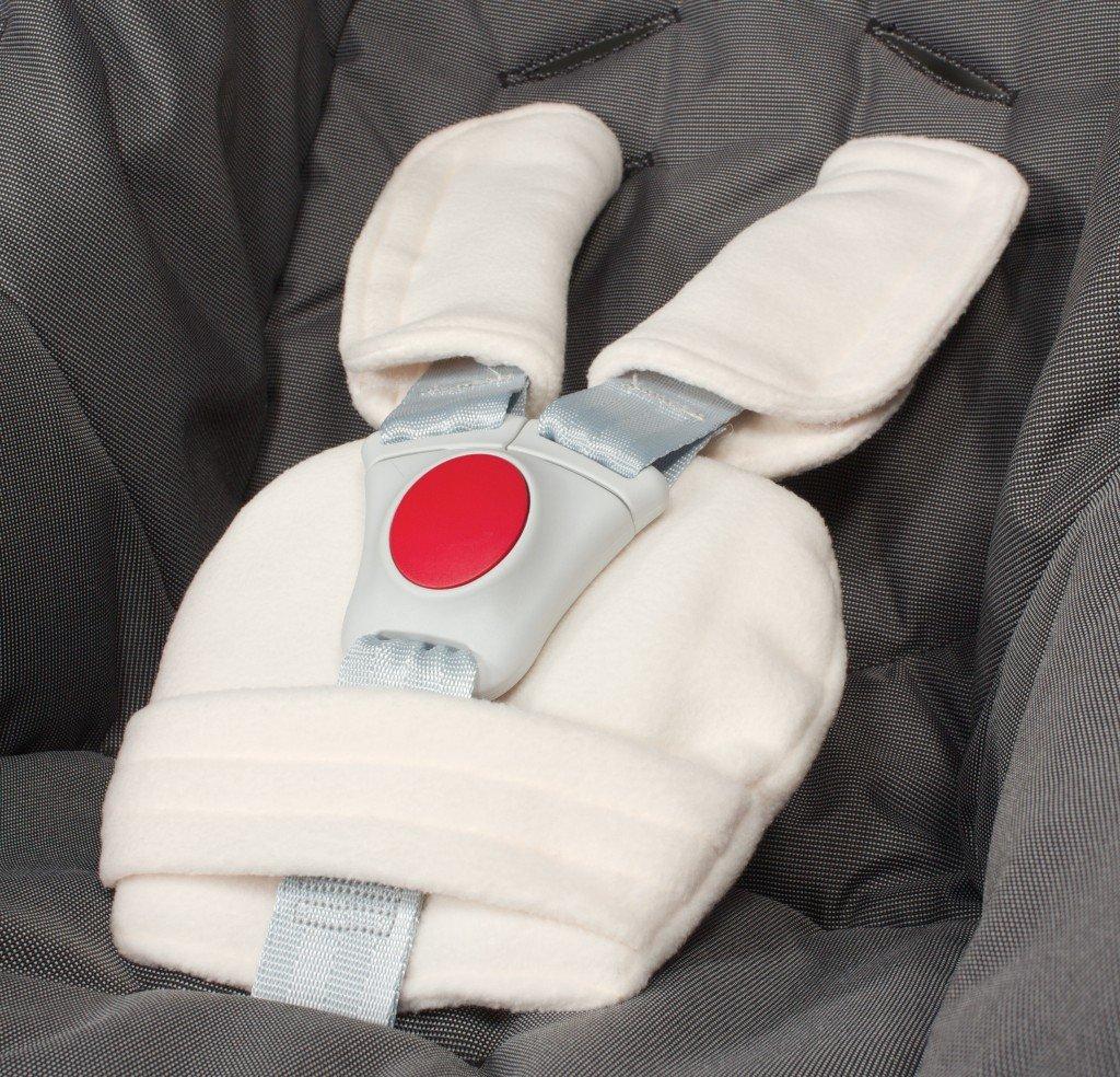 ByBoom–Set Protège-ceinture–universel pour coque bébé, Buggy, Poussette, siège auto