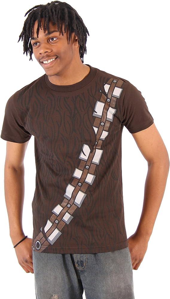 Amazon.com: star wars disfraz de I Am Chewbacca playera para ...