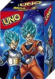 Uno Dragon Ball Super Boîte Officielle Pour Le Stockage Des Cartes (Pas De Cartes Incluses)