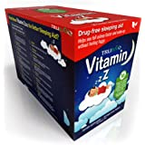Vitamin Zzzz Sleep Packets 30 Day Supply, TruBaio Relaxation and Sleep Enhancer with Vitamins, Minerals, Herbs and Amino Acids and Calm Stress