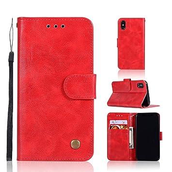 premium selection 7f056 705d4 Amazon.com: Luckyandery iPhone 9 Plus wallet case,iPhone 9 Plus ...