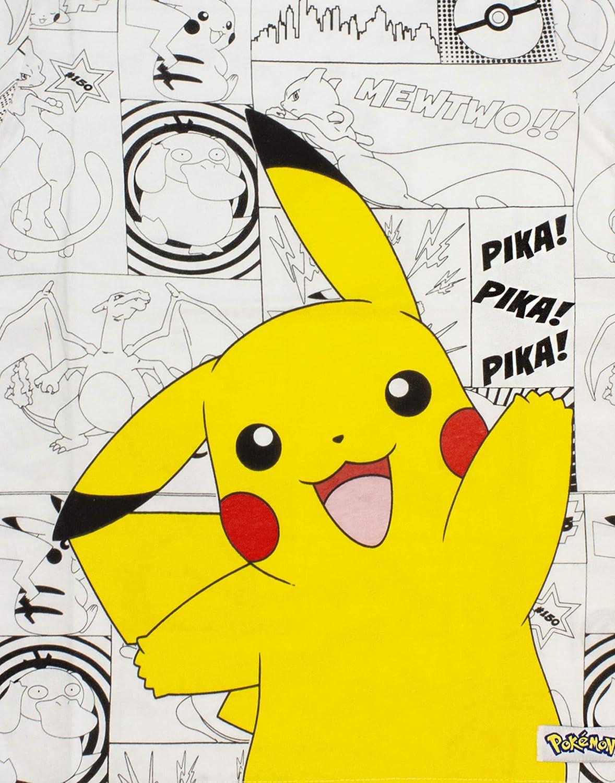 Pokemon Panels Boys T-Shirt