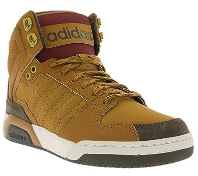 Bb9tis Schuhe Adidas Neo Sneakerboots Mid Braun Sneaker Wtr F98821 fyIb76gYv