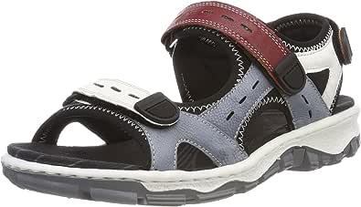 Rieker Damer 68872 stängda sandaler