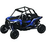 New Ray 1/18 Polaris Rzr Xp 1000 Dune Buggy Die Cast Toy Car - Blue