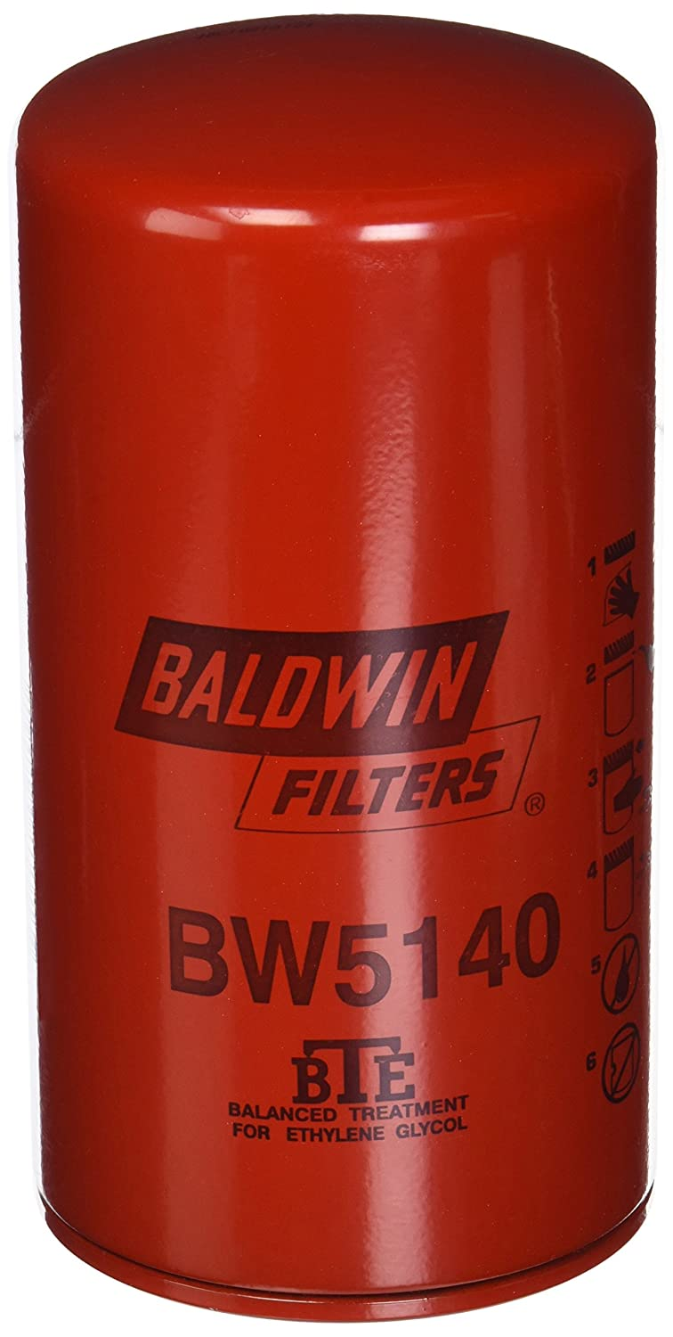 Baldwin BW5140 Coolant Spin-On Filter with BTE Formula