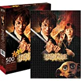 Aquarius Harry Potter Chamber of Secrets Puzzle (500 Piece)