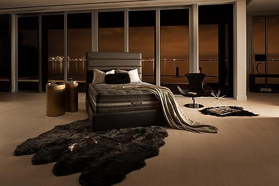Amazon.com: Beautyrest Black Mariela Luxury Firm Mattress, King: Kitchen & Dining