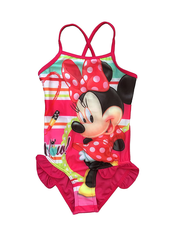 Minnie - Traje de dos piezas - para niña Rose 5 años ...