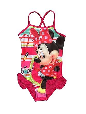 Minnie - Traje de Dos Piezas - para niña Rose 5 años: Amazon.es ...