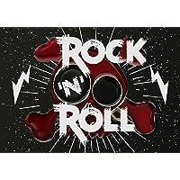 Oedim Bandera Rock and Roll 100x70cm | Reforzada